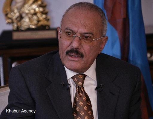 الرئيس صالح: القرار 2216 والمبادرة الخليجية دفنت بدماء اليمنيين