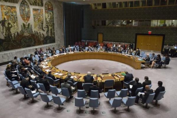 جلسة عاصفة واتهامات متبادلة في مجلس الأمن