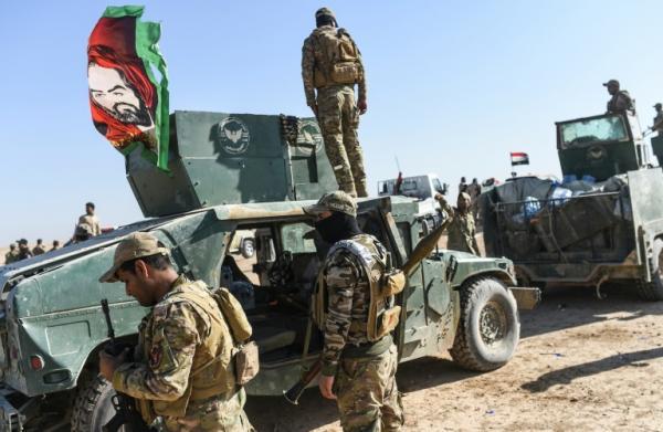 انتحاريو داعش وقذائفه تعرقل تقدم القوات العراقية