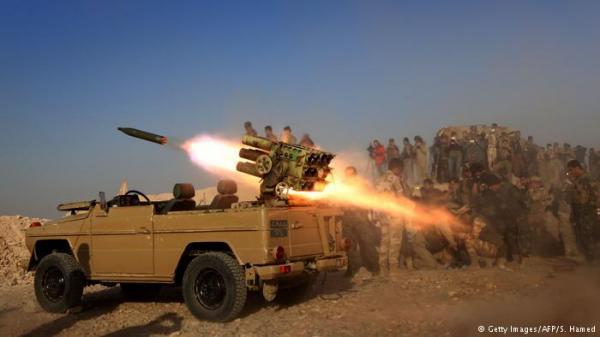 اقتحام قرقوش.. وكارتر في بغداد