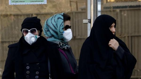 رائحة كريهة &#34غامضة&#34 تجتاح أجواء العاصمة طهران