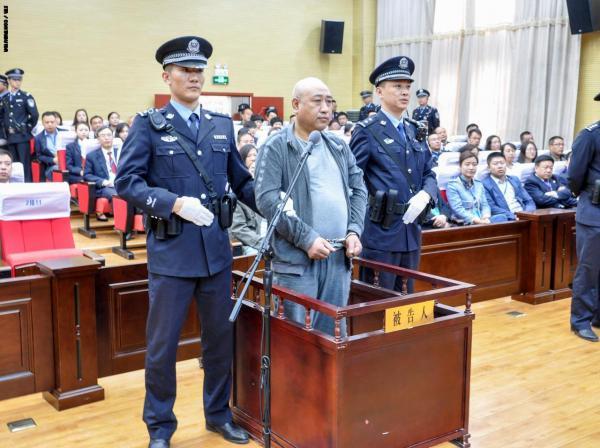 إعدام رجل صيني قتل 10 نساء وشوّه جثثهن
