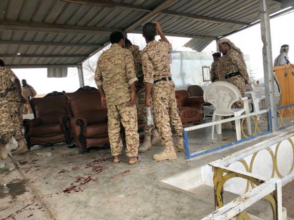 خبير بريطاني: الحوثيون استخدمو طائرة بدون طيار ايرانية (ابابيل T) بهجومها على قاعدة العند