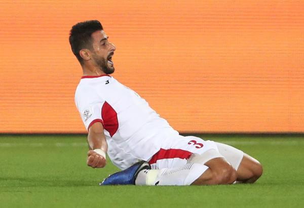 الأردن أول المتأهلين لدور 16 في كأس آسيا بعد تألق التعمري