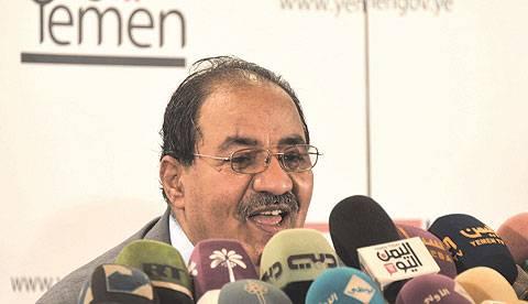 تصريح هام لناطق المؤتمر الشعبي بشأن &#34الحديث عن انقلاب ضد الرئيس هادي وتشكيل مجلس عسكري&#34