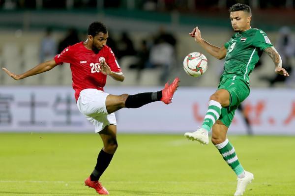 العراق يهزم اليمن بثلاثية ويتأهل مبكرا في كأس آسيا