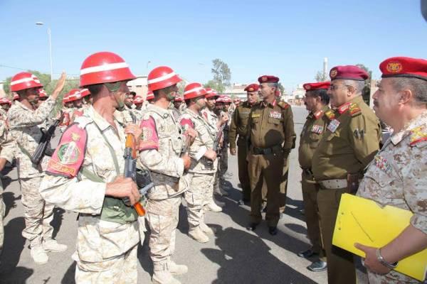 اجتماع طارئ برئاسة وزير الدفاع بمقر المنطقة العسكرية الـ3 شرق اليمن