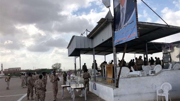 وزير الداخلية اليمني: ضبط خلية حوثية متورطة بالهجوم على قاعدة العند