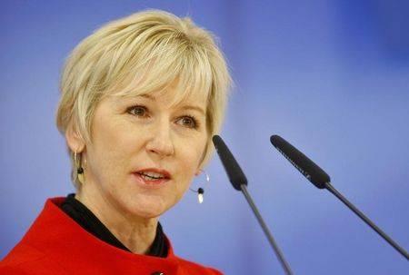 وزيرة سويدية: إسرائيل تخطت كل الحدود في ردها على اعتراف ستوكهولم بفلسطين