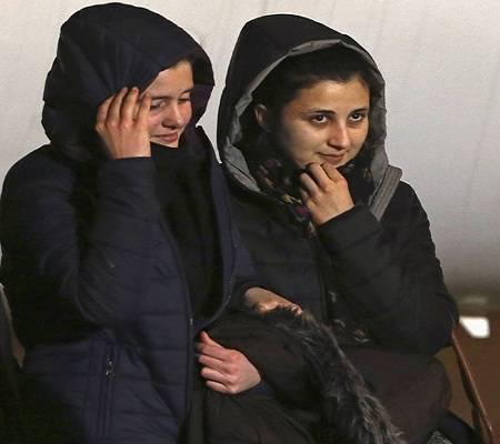 الإفراج عن موظفتي إغاثة إيطاليتين كانتا محتجزتين في سوريا