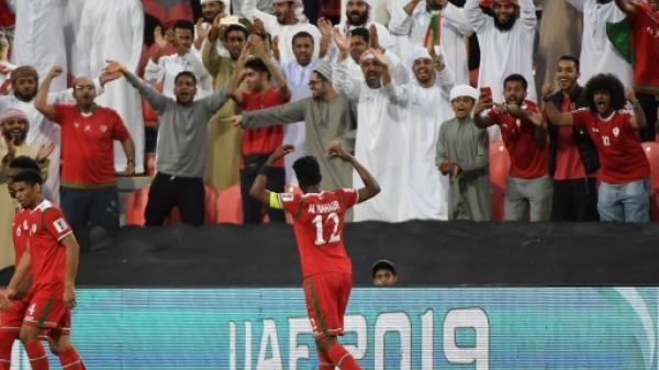 كأس آسيا 2019: هدف قاتل يضع عمان في دور الـ16