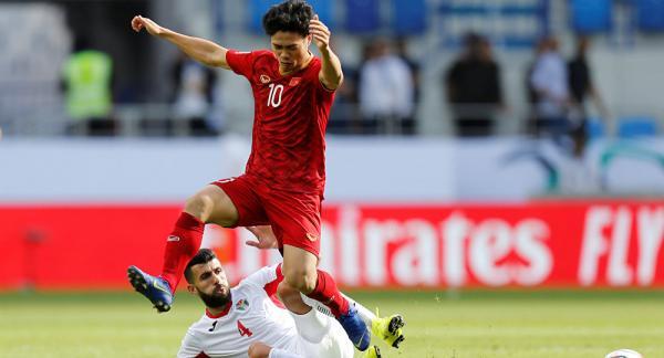 فيتنام يقصي الأردن من كأس آسيا