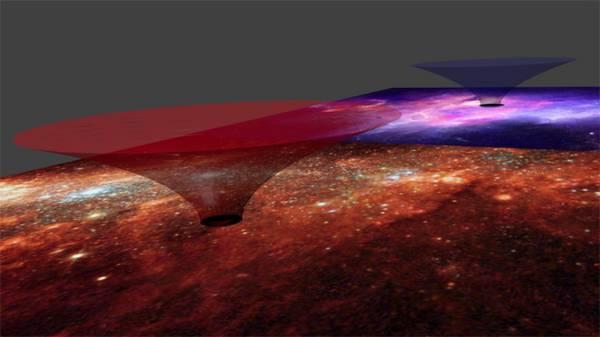 علماء: مجرتنا قد تشكل &#34جحرا للخلد&#34 في الكون