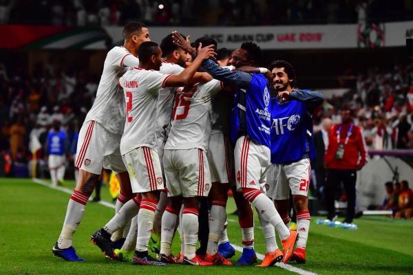 الإمارات تتأهل لنصف نهائي كأس آسيا بعد الفوز على أستراليا حامل لقب البطولة