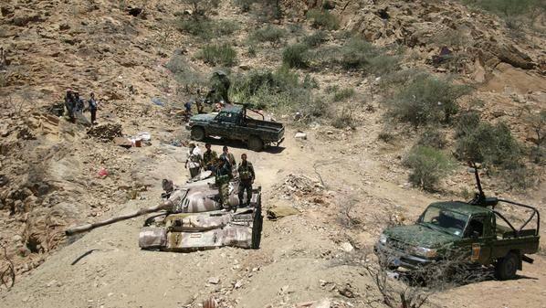 الرواية الرسمية بشأن الهجوم المسلح على ثكنة عسكرية جنوب اليمن