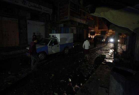 انفجار يهز حي &#34سعوان&#34 شرق العاصمة اليمنية صنعاء