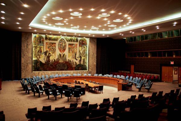 اجتماع مجلس الامن والبيت الابيض لمناقشة انتهاكات ايران ودعمها الحوثيين