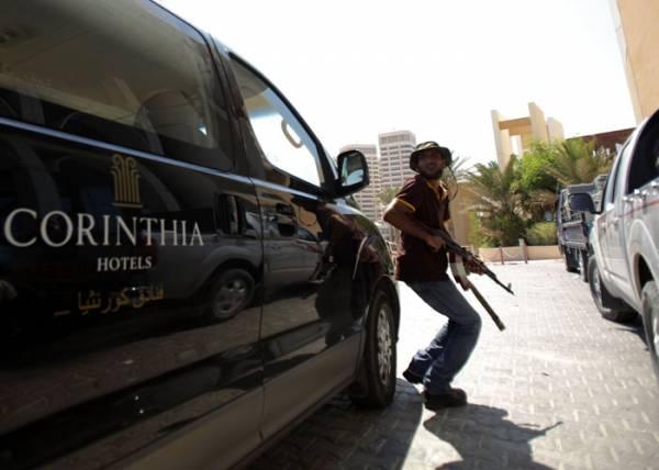 'داعش' يستهدف أحد فنادق العاصمة الليبية