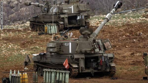 قصف إسرائيلي استهدف قاعدة للجيش السوري