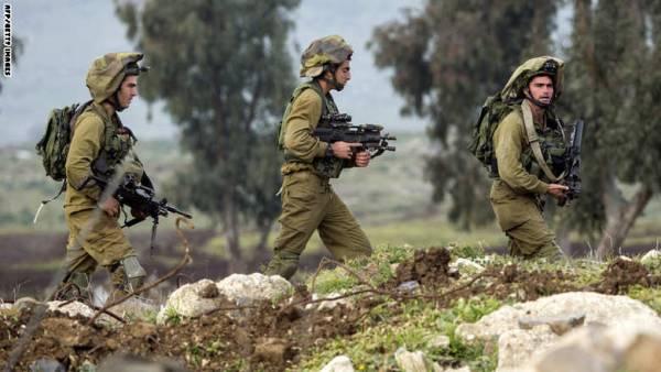 الجيش الإسرائيلي: سقوط صاروخين من سوريا على مرتفعات الجولان