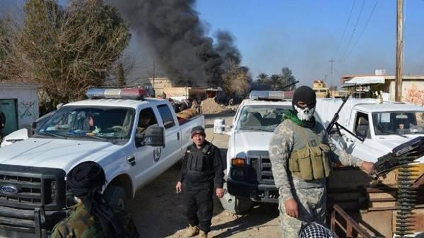 مقتل 72 مسلحا من &#34داعش&#34 في الأنبار