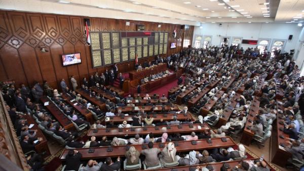 مليشيا الحوثي تهدد أعضاء مجلس النواب