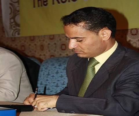 المدي مديراً لمكتب الأمين المساعد للمؤتمر
