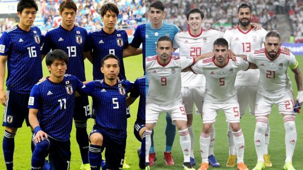 كأس آسيا: نصف نهائي ناري بين اليابان صاحبة الرقم القياسي في عدد الألقاب وإيران الساعية لمعادلتها