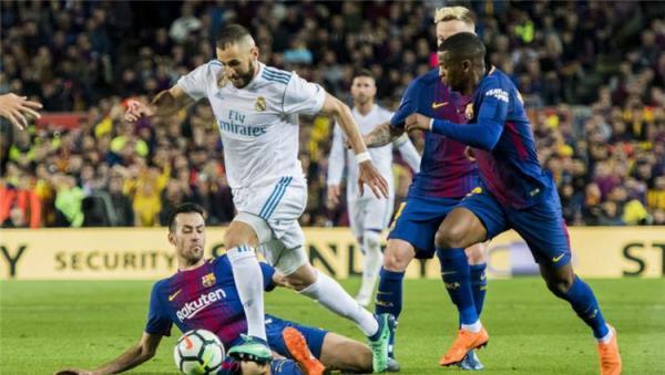 قمة مرتقبة بين برشلونة وريال مدريد في قبل نهائي كأس الملك