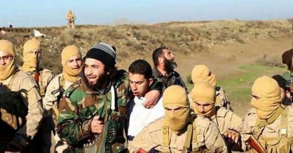 داعش يعلن &#34إحراق&#34 الطيار الأردني &#34الكساسبة&#34