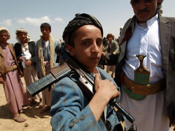 مليشيا الحوثي تصفي 11 طفلاً مصاباً من مقاتليها في صعدة