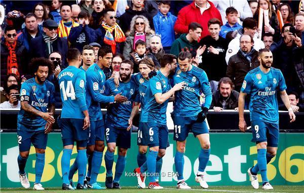 رونالدو ينجو من مجزرة ريال مدريد