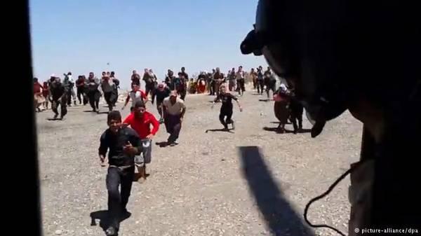تقرير دولي: &#34داعش&#34 يقتل ويبيع ويصلب الأطفال في العراق