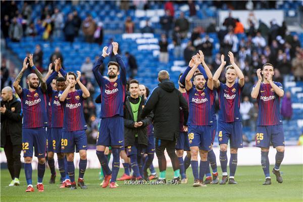 رعب داخل برشلونة بسبب صدمة متوقعة