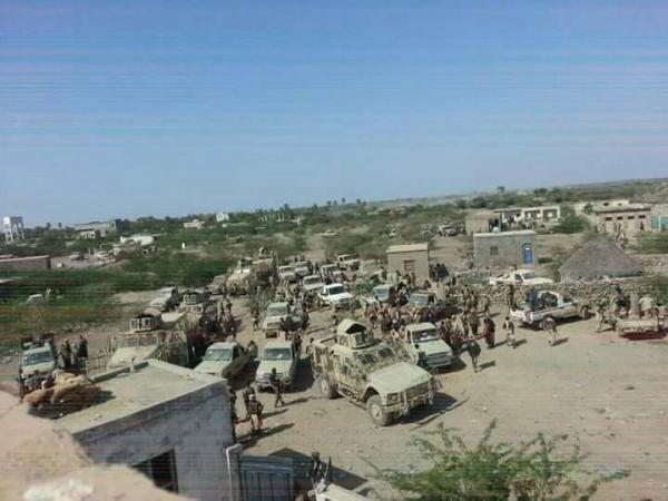 انهيار للحوثيين.. والقوات الحكومية تُؤمّن مدينة حيس (تفاصيل)