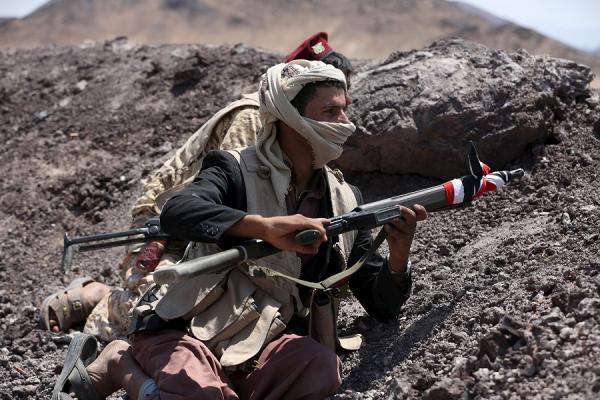 مصرع سبعة من مليشيا الحوثي وتحرير مواقع استراتيجية بالبيضاء