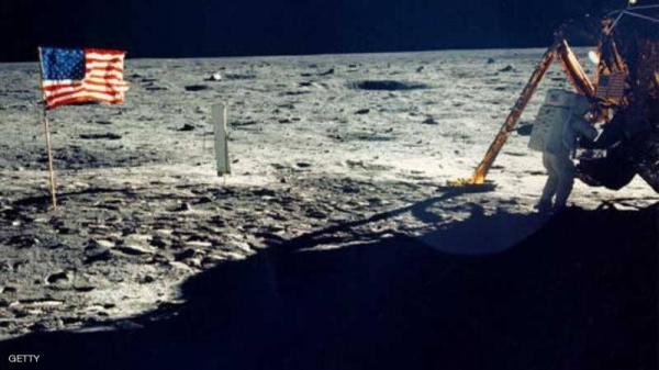 اشتعال المنافسة بين الدول العظمى على &#34أراضي القمر&#34