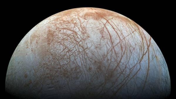 ناسا تُسرع البحث عن كائنات حية على &#34أوروبا&#34 قمر المشتري