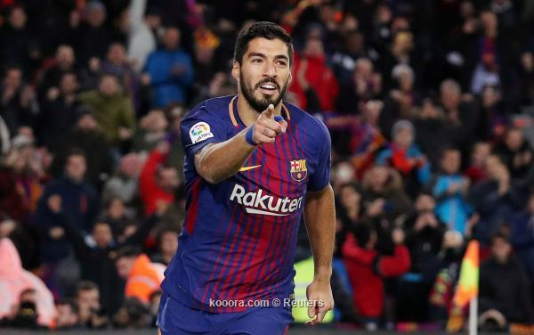 رحيل سواريز يحوم حول جدران برشلونة