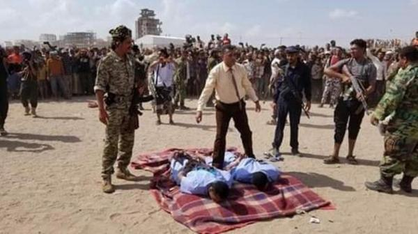 عدن.. تنفيذ حكم الإعدام بحق قتلة ومغتصبي &#34طفل البساتين&#34