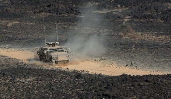 هجوم فاشل على مواقع في جبل قشعان بالجوف انتهى بمقْتلَة حوثية كبيرة
