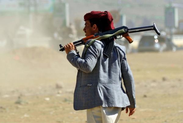 الحوثيون يختطفون 106 من المدنيين بإحدى مناطق البيضاء بعد انفجار استهدف قيادياً