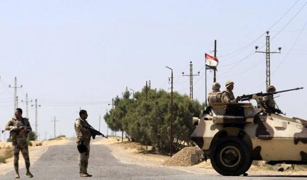 الجيش المصري ينفذ عملية عسكرية ضخمة لمكافحة &#34الإرهاب&#34 في سيناء والدلتا