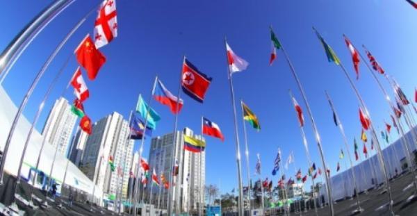 لقاء ومصافحة بين رئيسي الكوريتين على هامش الألعاب الأولمبية