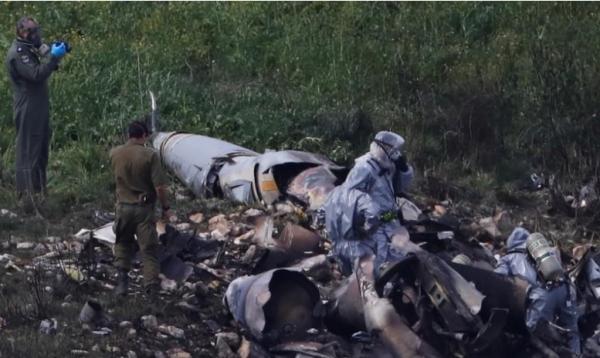 إسرائيل تنفذ هجمات هي الأشد على سوريا بعد تحطم طائرة إف-16
