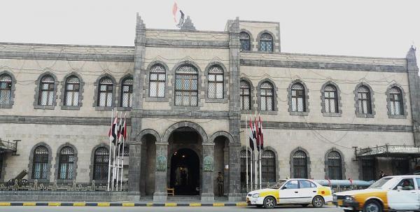 مليشيا الحوثي تنهب مقتنيات المتحف الحربي المتعلقة بثورة 26 سبتمبر