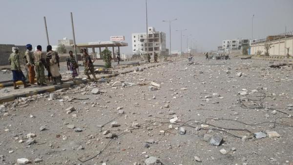 مليشيا الحوثي تواصل خروقاتها لوقف إطلاق النار في الحديدة