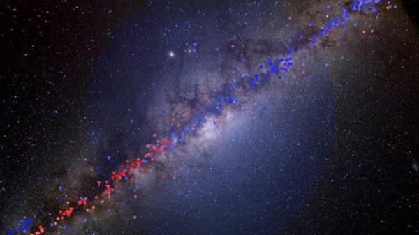 العلماء يحصلون لأول مرة على أدلة وجود المادة المظلمة بداخل درب التبانة