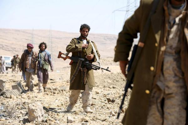 القوات الحكومية تقطع خط إمداد المليشيا الحوثية شرق صنعاء