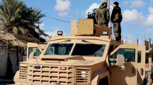 حرب شوارع في بلدة الباغوز بين قوات سوريا الديمقراطية وداعش